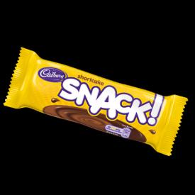 Cadbury Snack Shortcake