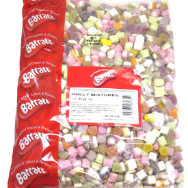 Barratt Dolly Mixtures 3kg
