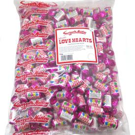 Swizzels Loveheart Mini Rolls 3kg