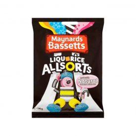 Maynard-Bassetts Liquorice Allsorts