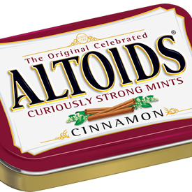 Altoid's Cinnamon