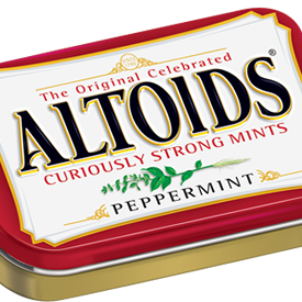 Altoid's Peppermint