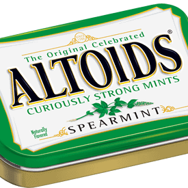 Altoid's Spearmint