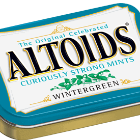 Altoid's Wintergreen