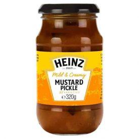 Heinz Mild Mustard Pickle