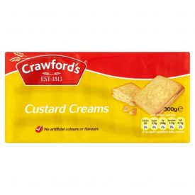 Crawford's Custard Creams Biscuit