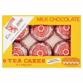 Tunnock's Teacakes 36 x 4 Pack