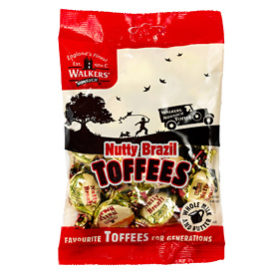 Walker's Nonsuch Brazil Nut Toffee Bags