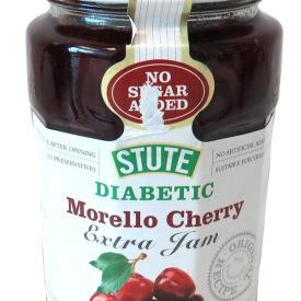 Stute Diabetic Morello Cherry 6x430g