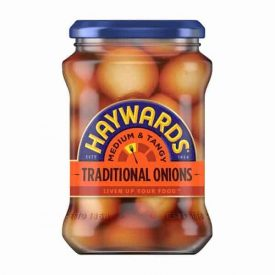 Hayward's Medium and Tangy Traditional Onions