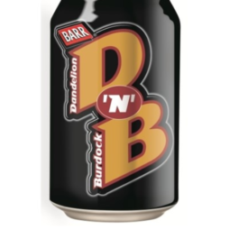 Barr's Dandelion and Burdock Soft Drink
