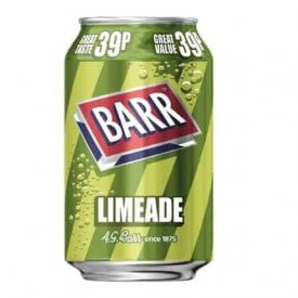Barr's Limeade