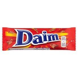 Cadbury Daim Bar