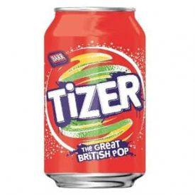 Barr's Tizer Soda