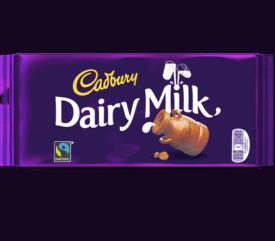 Cadbury Dairy Milk 200g Bar