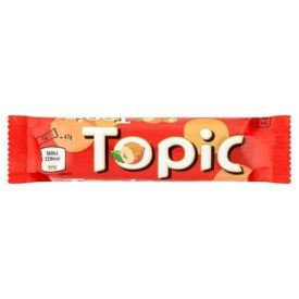 Mars Topic Chocolate Bar