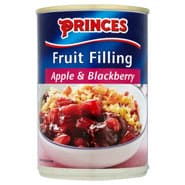 Prince's Apple and Blackcurrant Fruit Filling