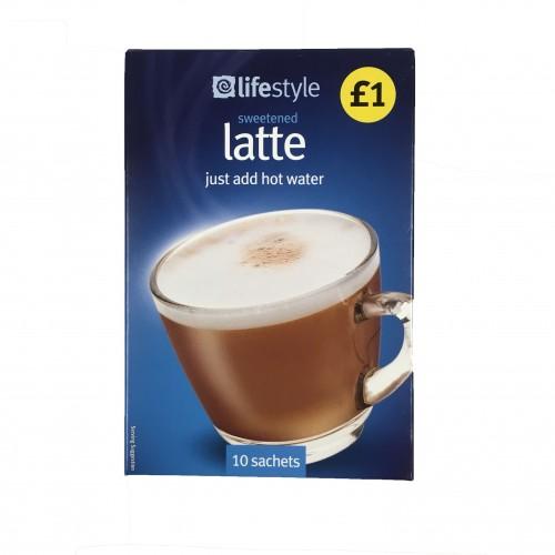 Lifestyle Latte Satchets