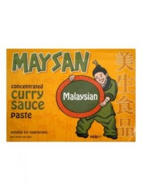 how to make maysan curry paste