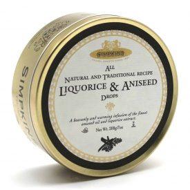 Simpkins Liquorice & Aniseed Drops