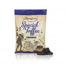 Thornton Liquorice Toffee Bag