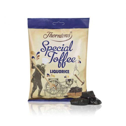 Thornton Liquorice Toffee Bag
