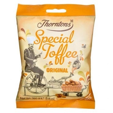 Thornton's Original Toffee