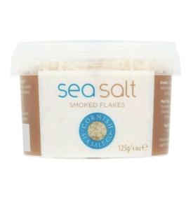 Cornish Smoked Sea Salt Flakes