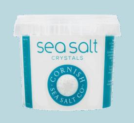 Cornish Sea Salt Crystals 8x255g